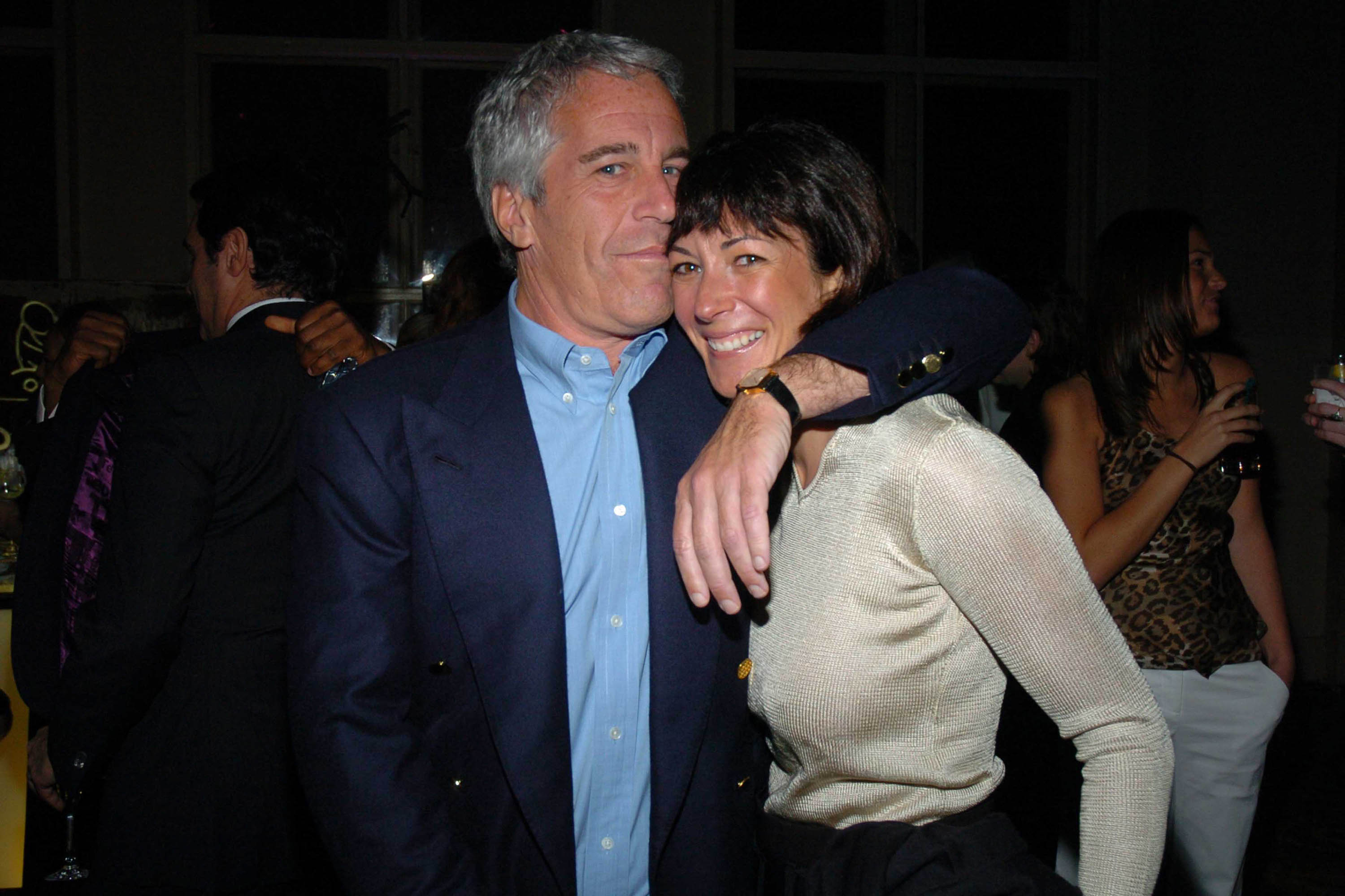 Ghislaine Maxwell, longtime Jeffrey Epstein associate, arrested for recruiting and abusing girls in sex-trafficking ring