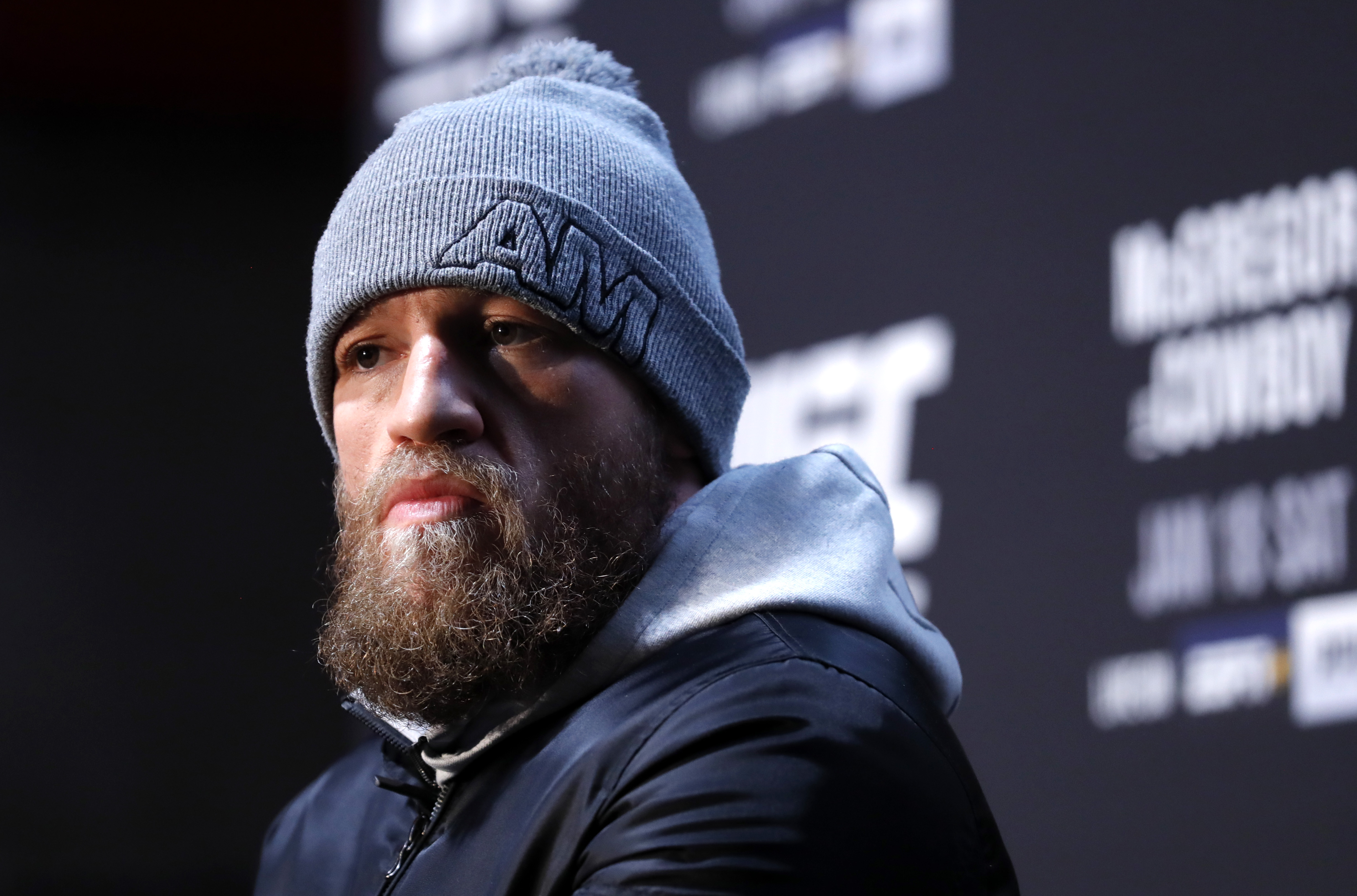 Conor McGregor is making his return to the octagon tonight for UFC 246