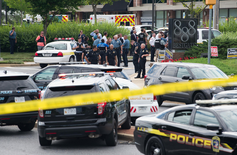 Man who killed 5 in Capital Gazette shooting gets multiple life sentences
