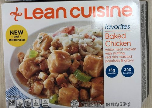 Image for Some Lean Cuisine meals recalled after complaints of plastic contamination