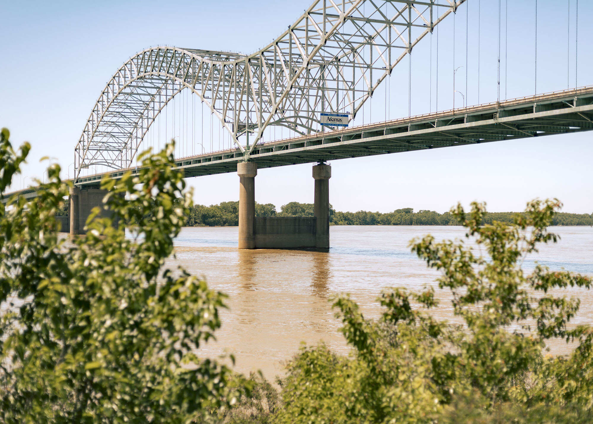 A vital Memphis bridge shut down since May due to a structural crack will partially open next week