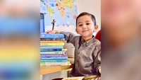 A 3-year-old boy has just become the youngest member of Mensa UK, the largest international high IQ society