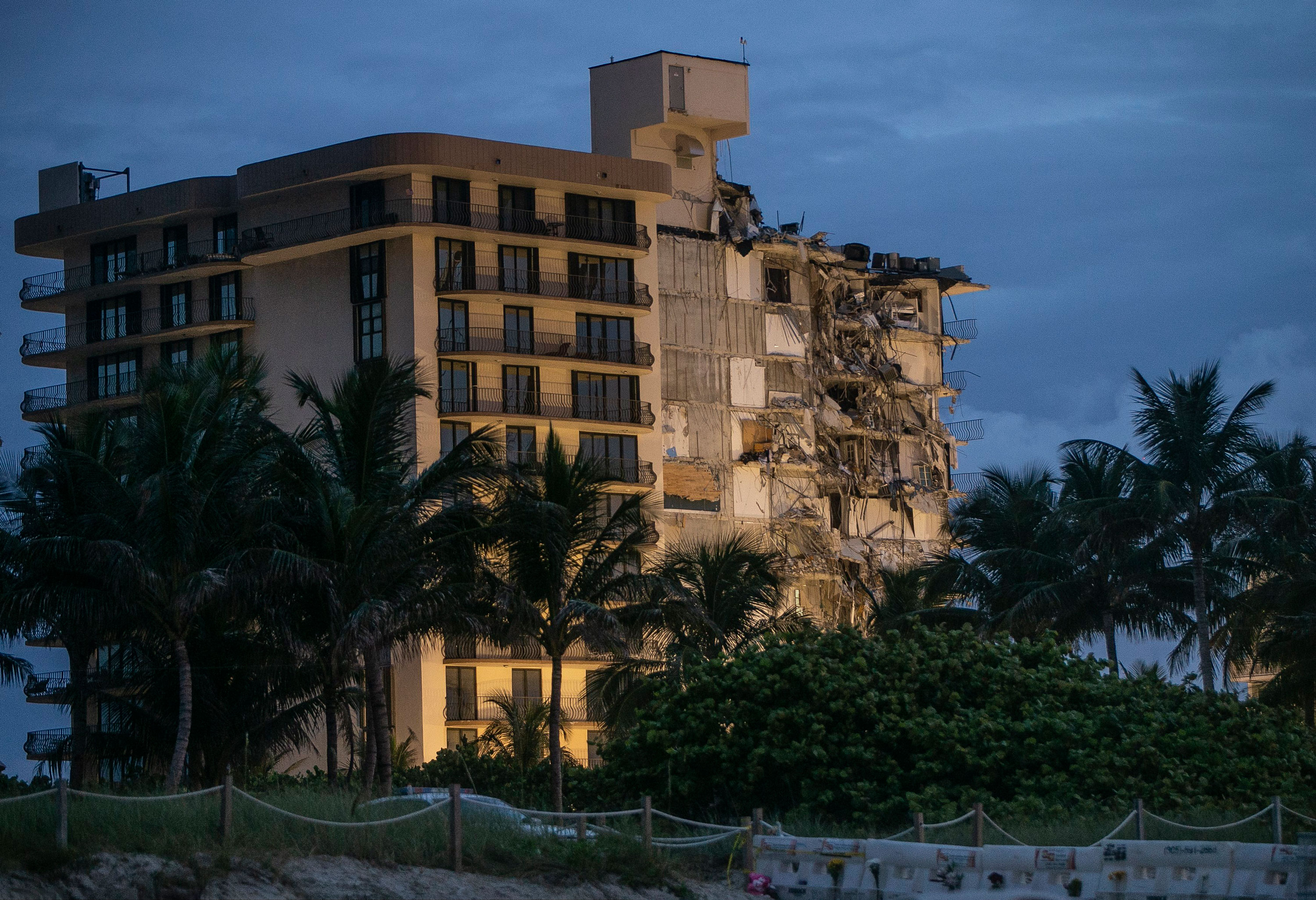 Officials shaping plans to demolish still standing structure at Surfside collapse site, mayor says