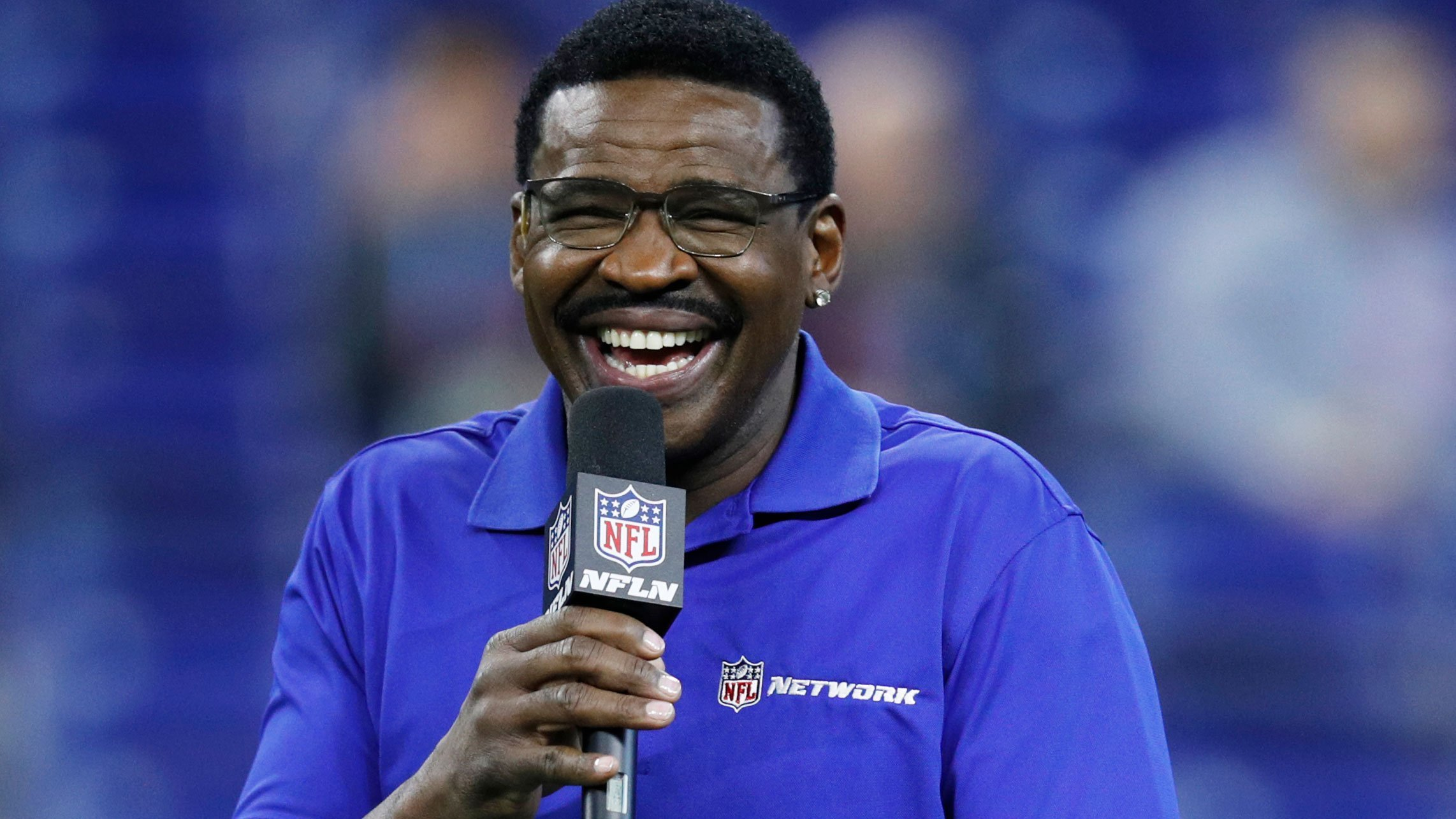 Not hyped for the return of college football? Michael Irvin's epic speech should do the trick