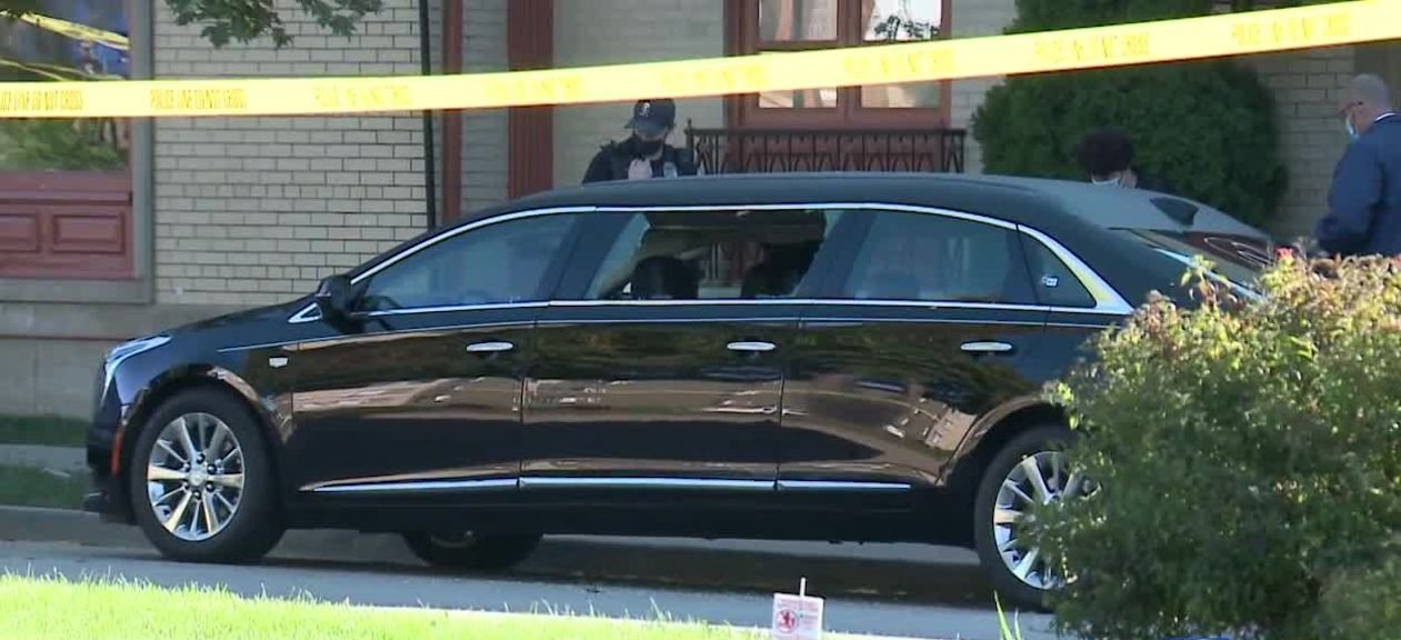 Seven people shot at Milwaukee funeral home, police say