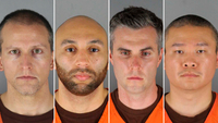 What we know about the four ex-police officers charged in George Floyd's death