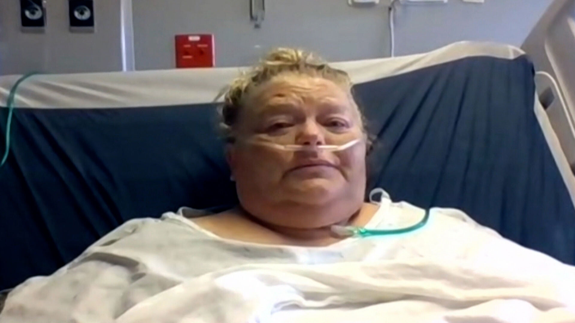 Unvaccinated nursing instructor in Missouri is hospitalized with Covid-19 and urging everyone to get the vaccine