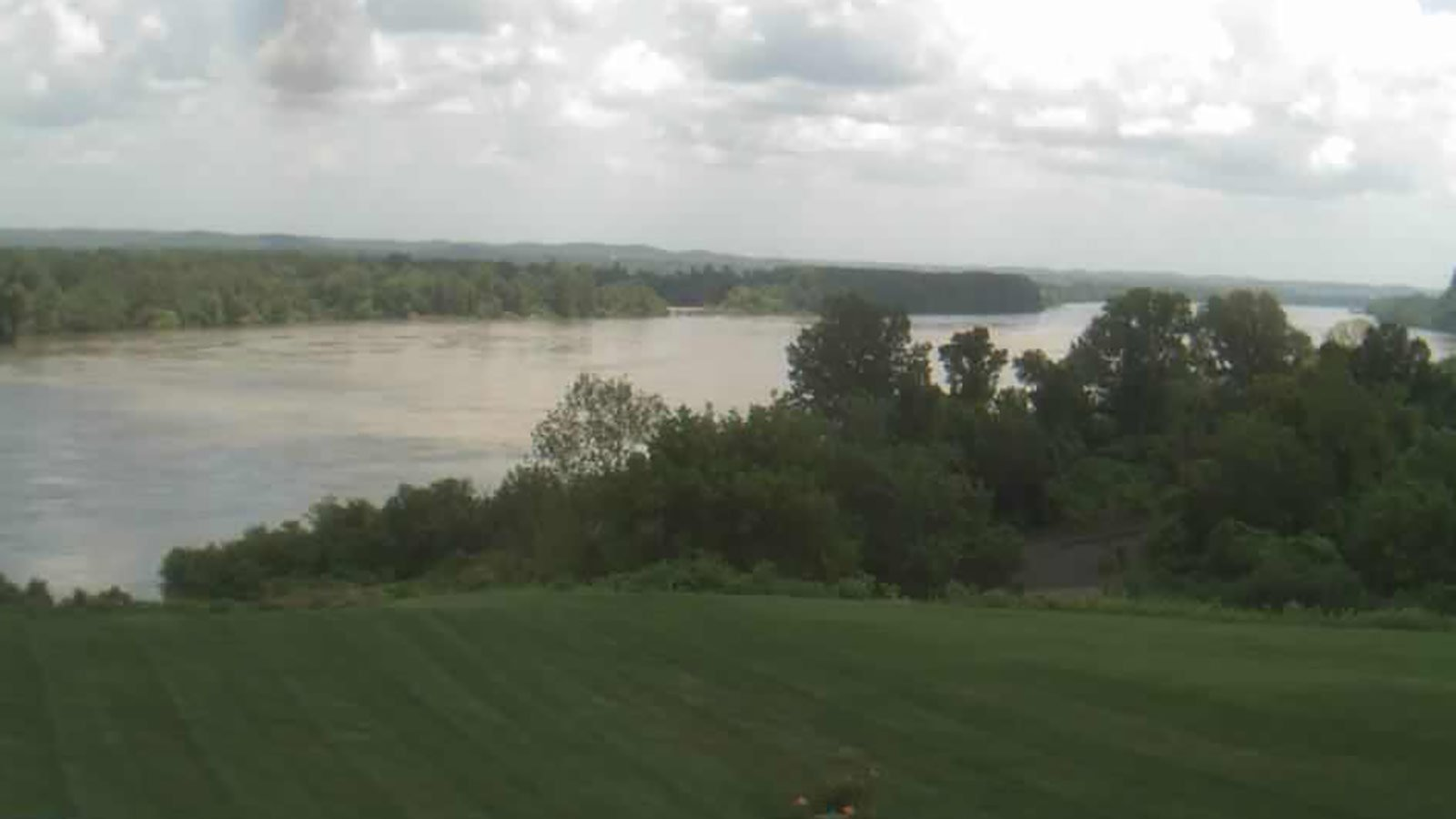 With any Midwestern rainfall this summer, the Missouri River