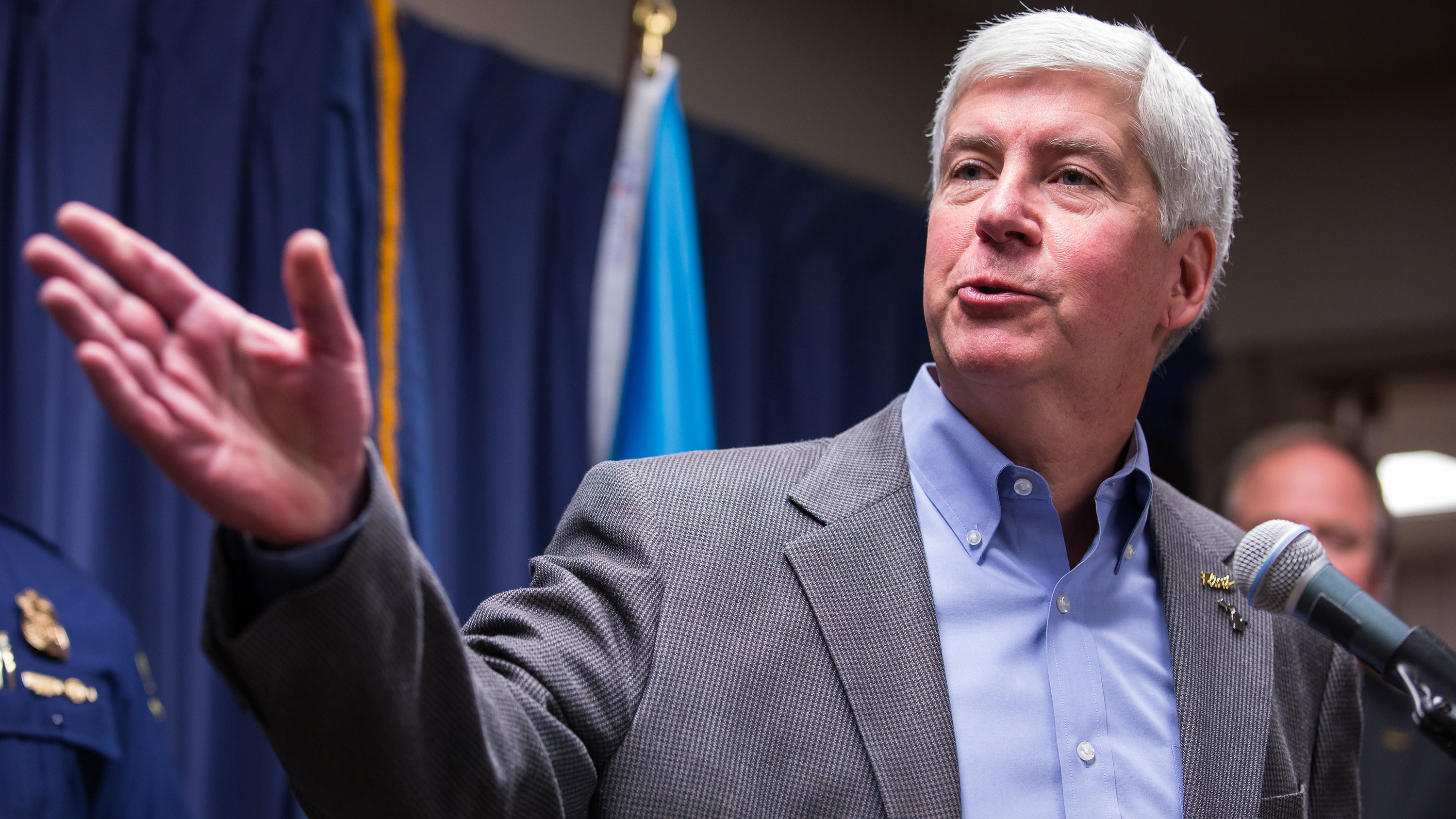 Ex-Michigan Gov. Rick Snyder charged with willful neglect of duty related to Flint water crisis