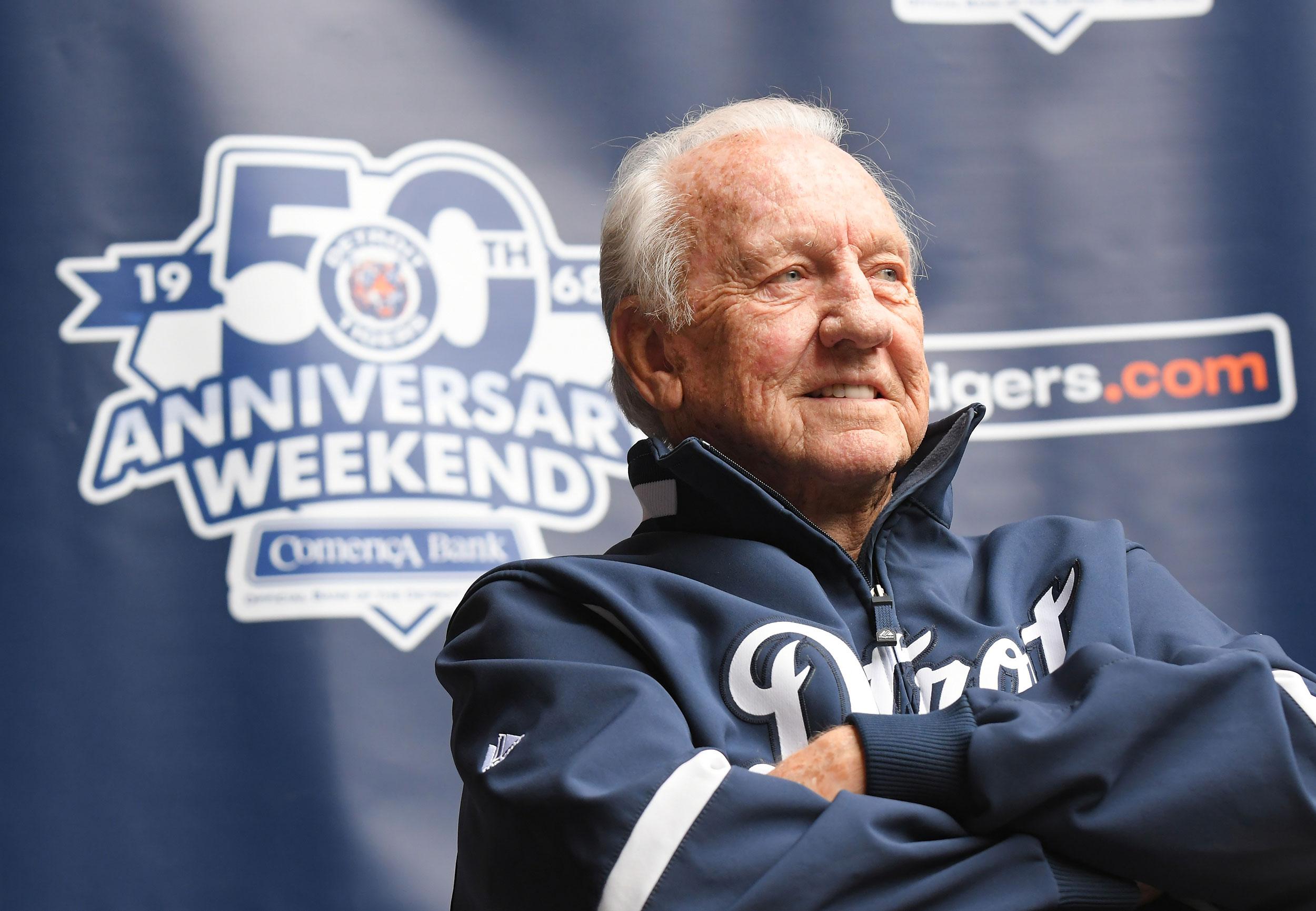 Al Kaline, MLB Hall of Famer, dies at 85