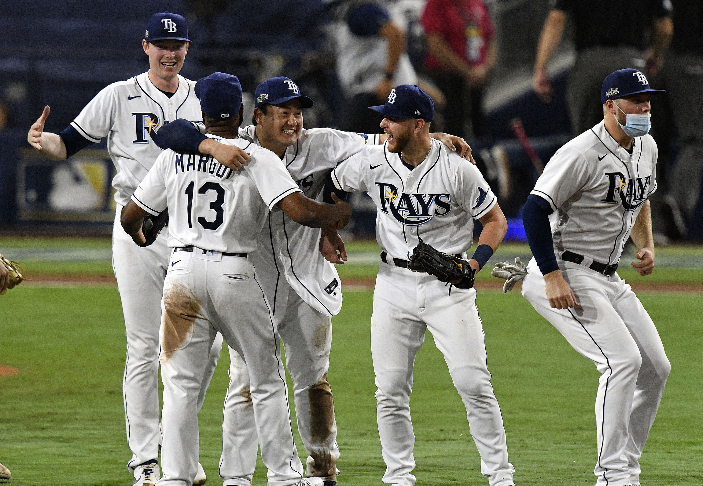 Tampa Bay Rays are headed to the World Series after winning the American League pennant