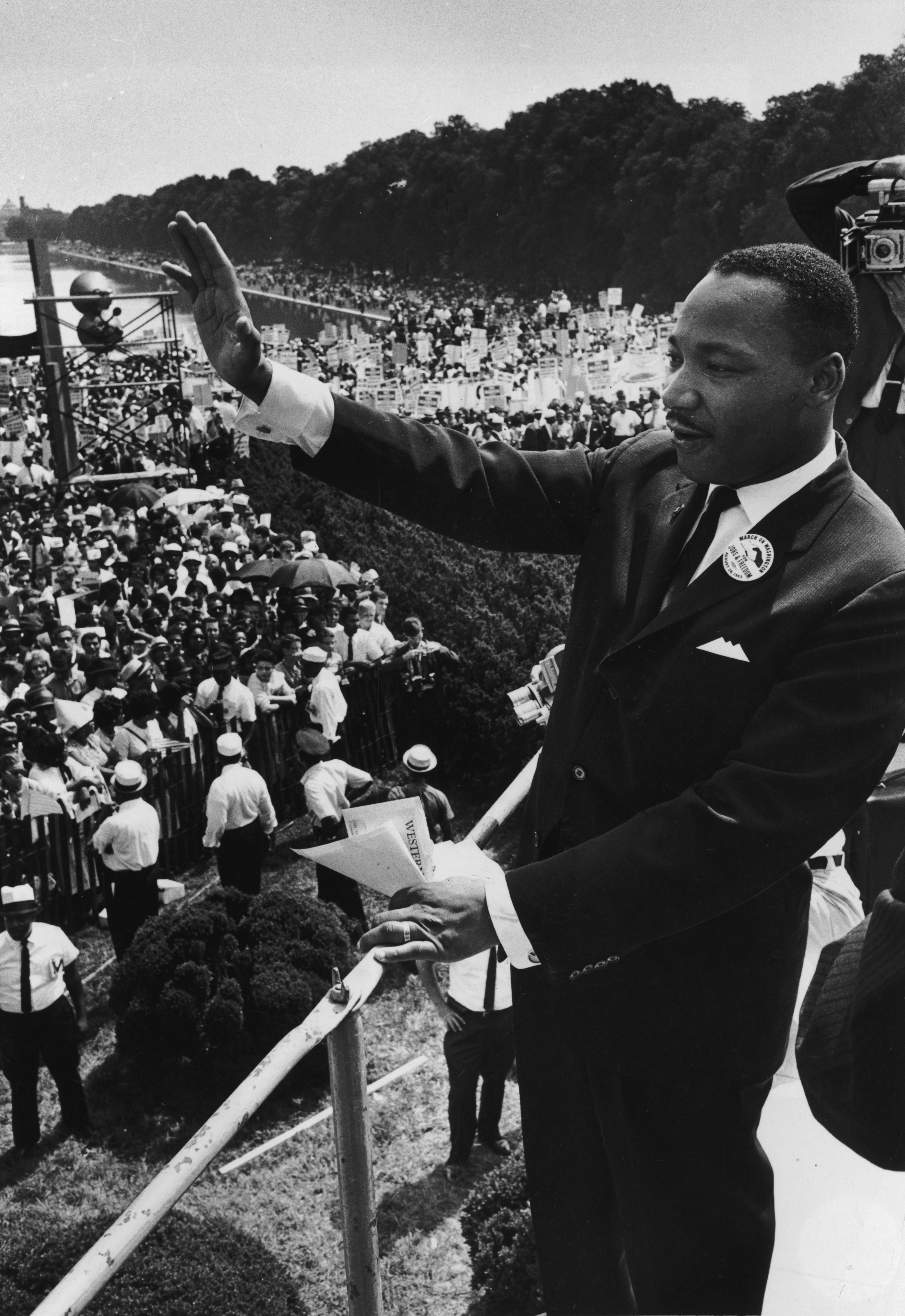 MLK Day encourages service