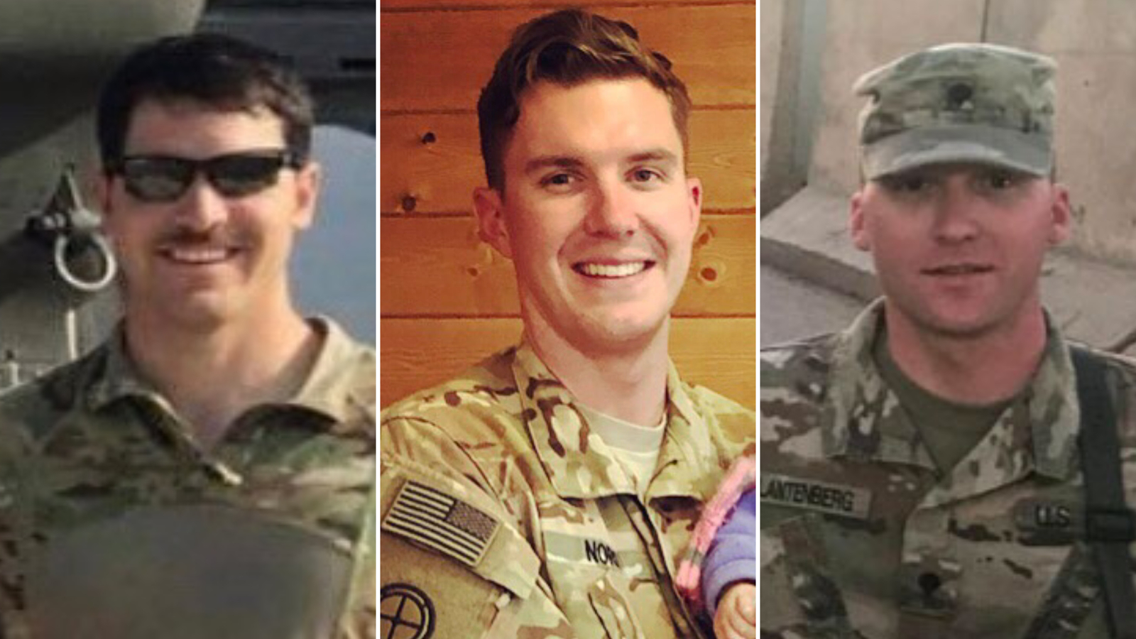 Three National Guard soldiers killed in helicopter crash identified