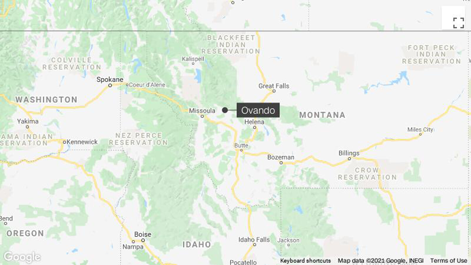 Officials kill grizzly bear in Montana, less than 2 miles from where woman was killed