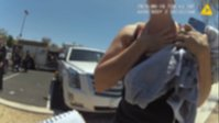 A mom left her infant in a hot car. 'How do you forget your baby?' she says upon arrest, police bodycam shows