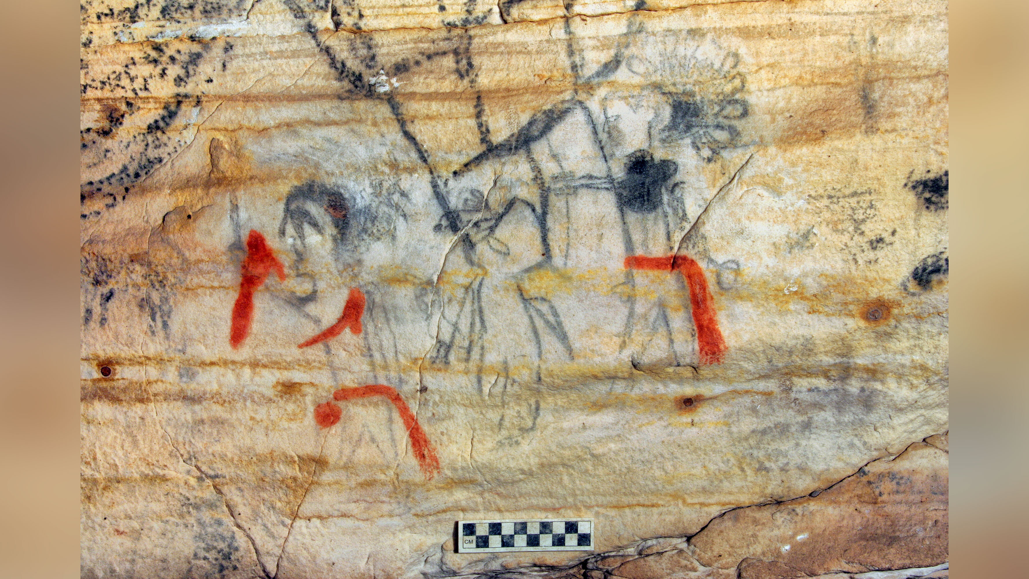 A cave full of ancient Indigenous paintings sold for more than $2 million. The Osage Nation says it belongs to them