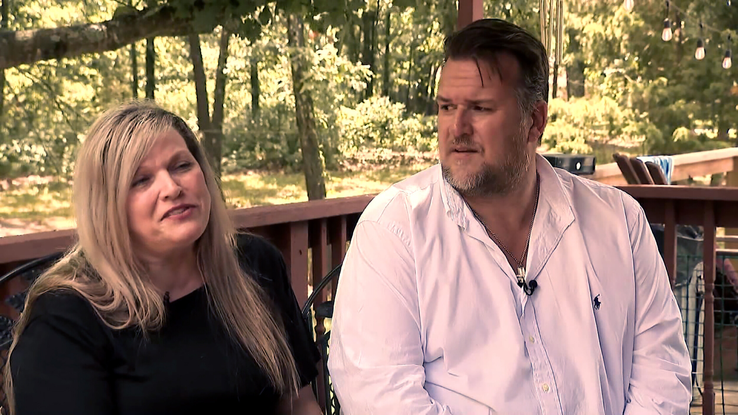 A Missouri couple says they dragged their feet on getting the Covid-19 vaccine. Then they got sick