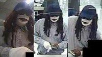 FBI seeking help identifying a bank robber dressed as a mummy