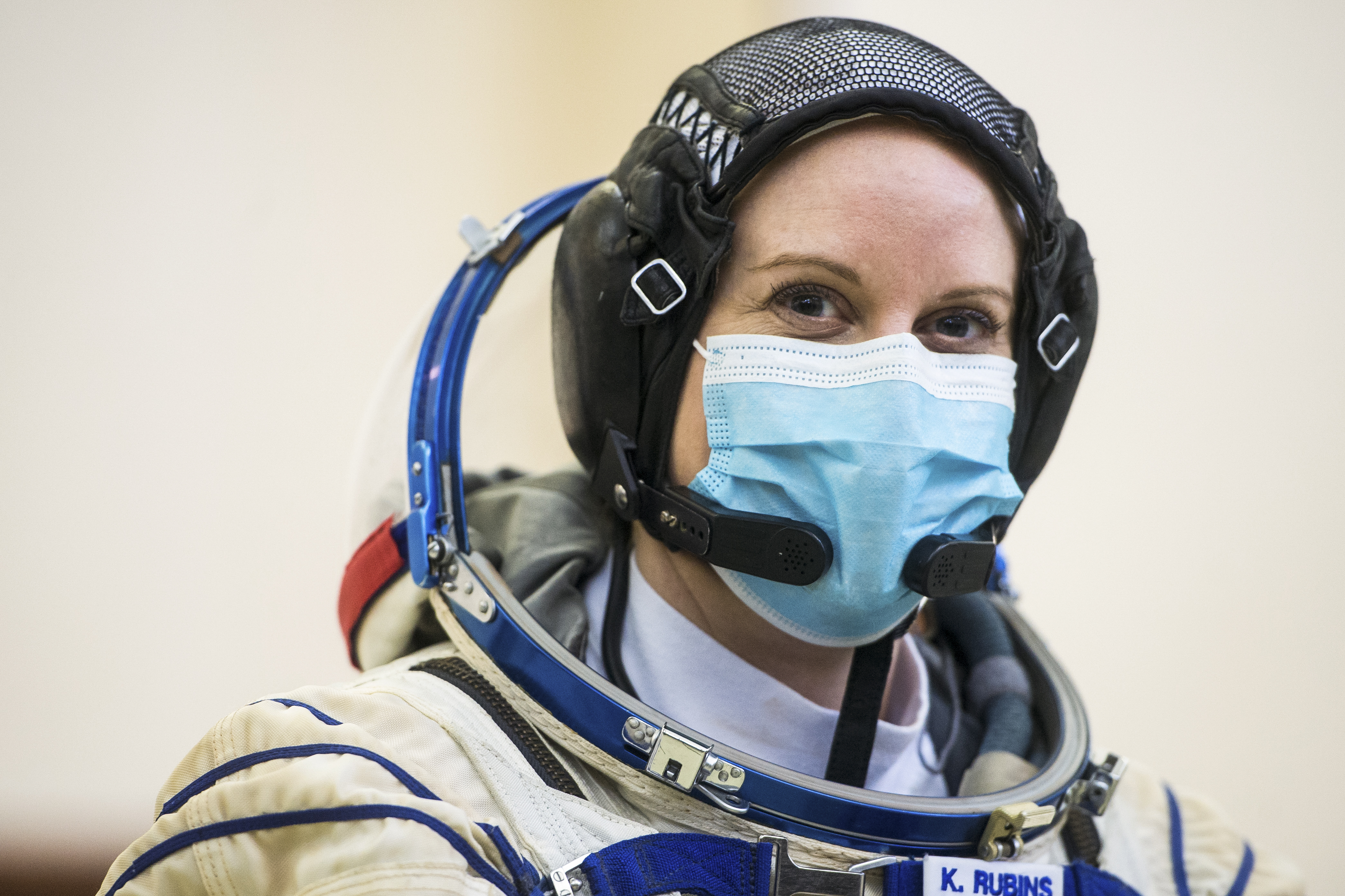 Here's how astronauts vote from space