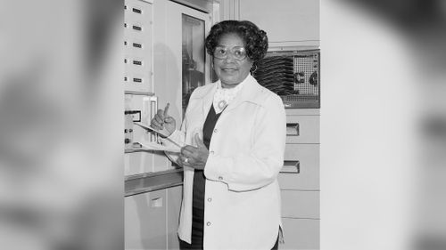 Image for NASA's DC headquarters is being renamed for 'Hidden Figures' scientist Mary Jackson
