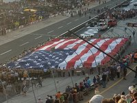NASCAR gives free race tickets to the first responders of Dale Earnhardt's plane crash