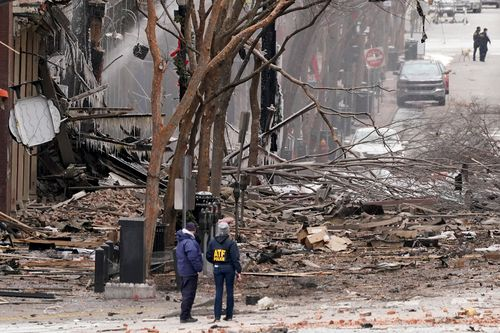 Image for Here's What We Know About the Nashville Explosion and Investigation
