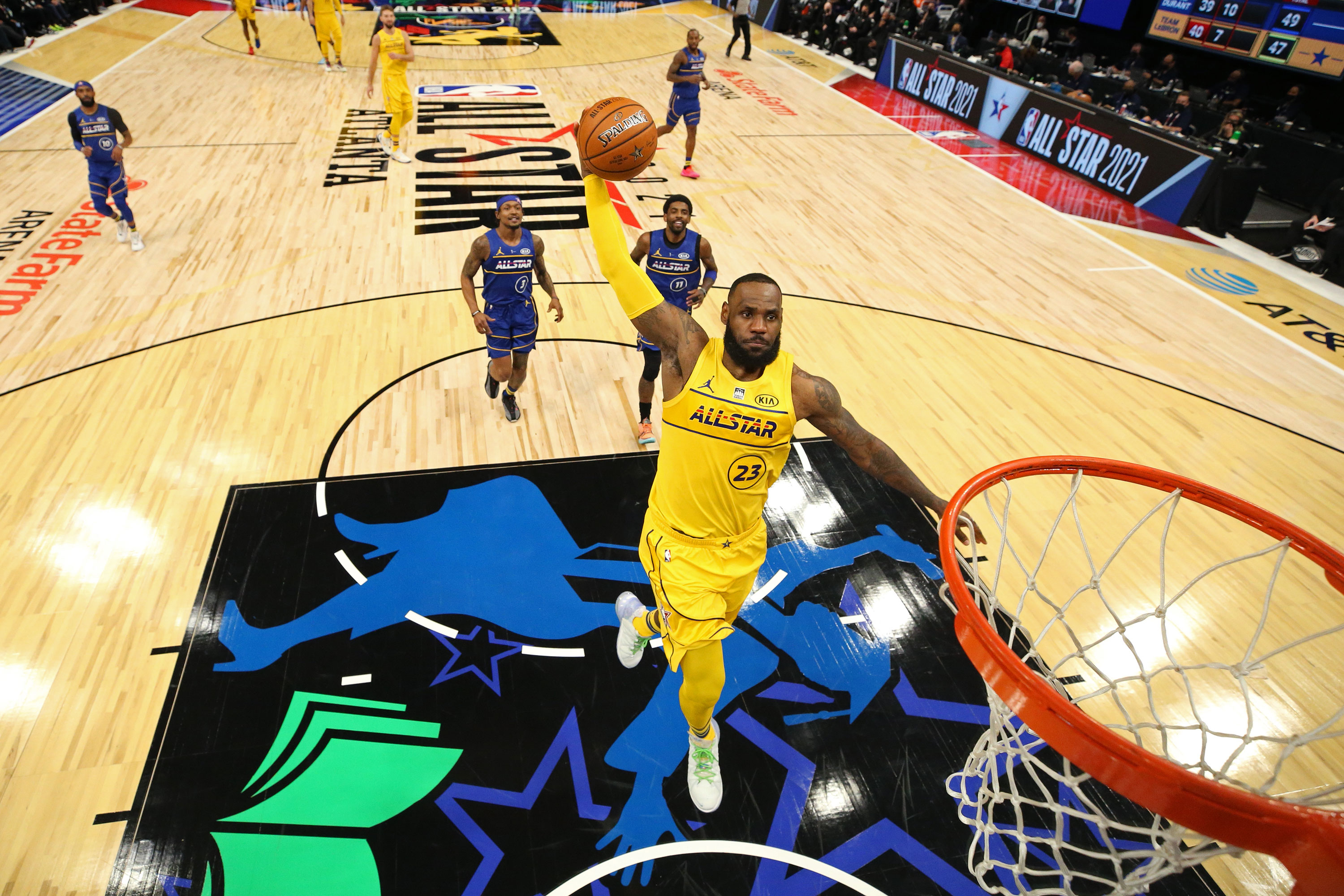 Team LeBron wins NBA All-Star Game, but HBCUs were the real winner of the night
