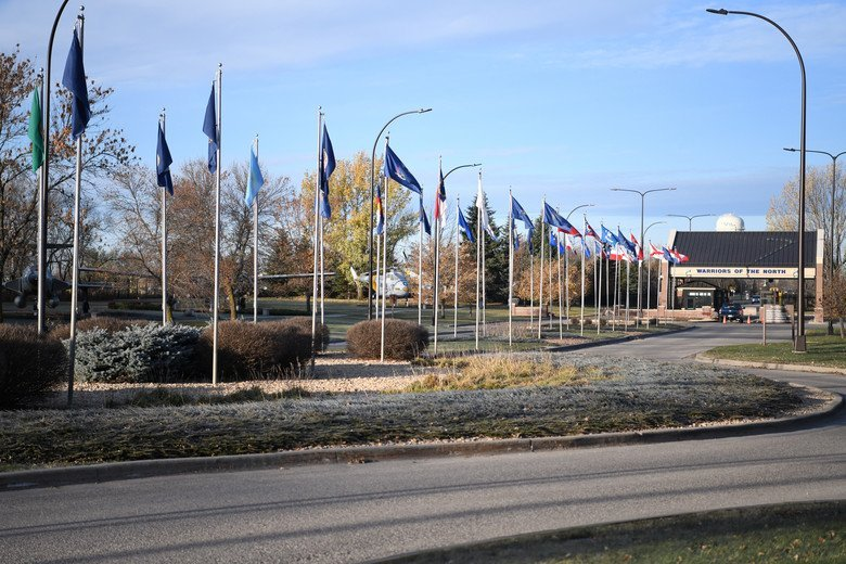 Shooting at Grand Forks Air Force Base leaves two dead