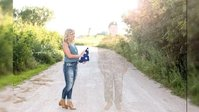 A Nebraska teen's senior photos honored her father who was killed in Afghanistan