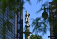 An Ohio city is accepting unwanted, controversial statues from across the country