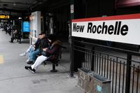 New Rochelle, in the national spotlight as a major coronavirus cluster, begins a slow reopening
