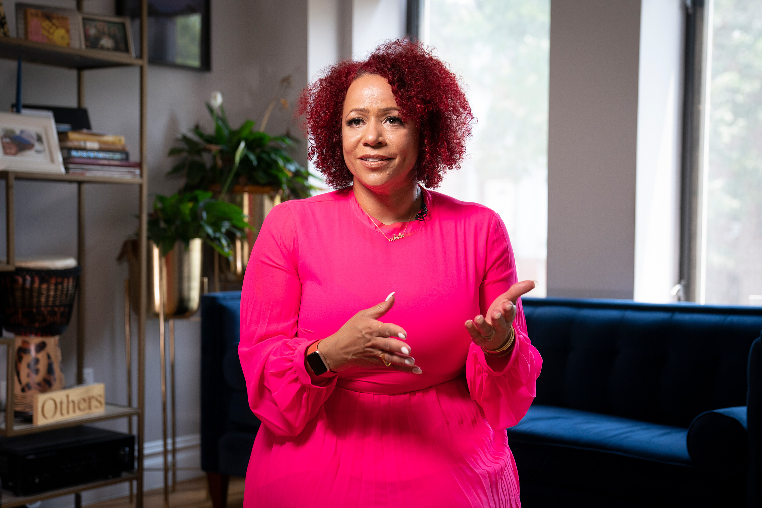 Nikole Hannah-Jones chose HBCU Howard over UNC. Here's why that's significant