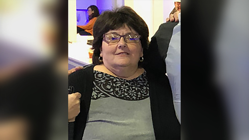 Image for Janice Preschel, 60, who continued to run New Jersey food pantry from hospital bed, dies of coronavirus