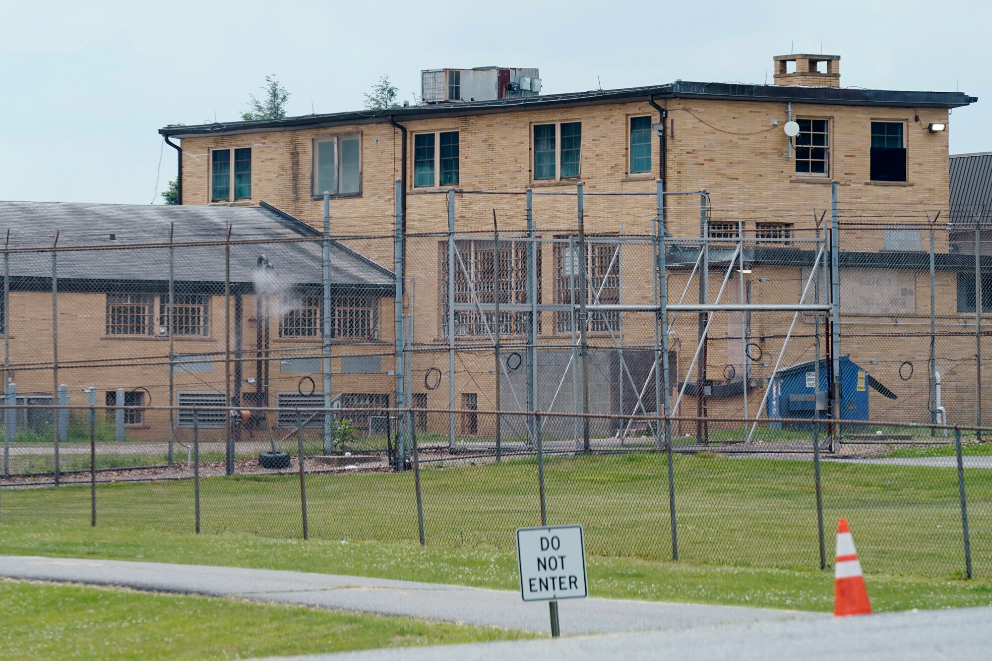 Newly released video shows alleged abuse at a soon-to-be shuttered New Jersey correctional facility