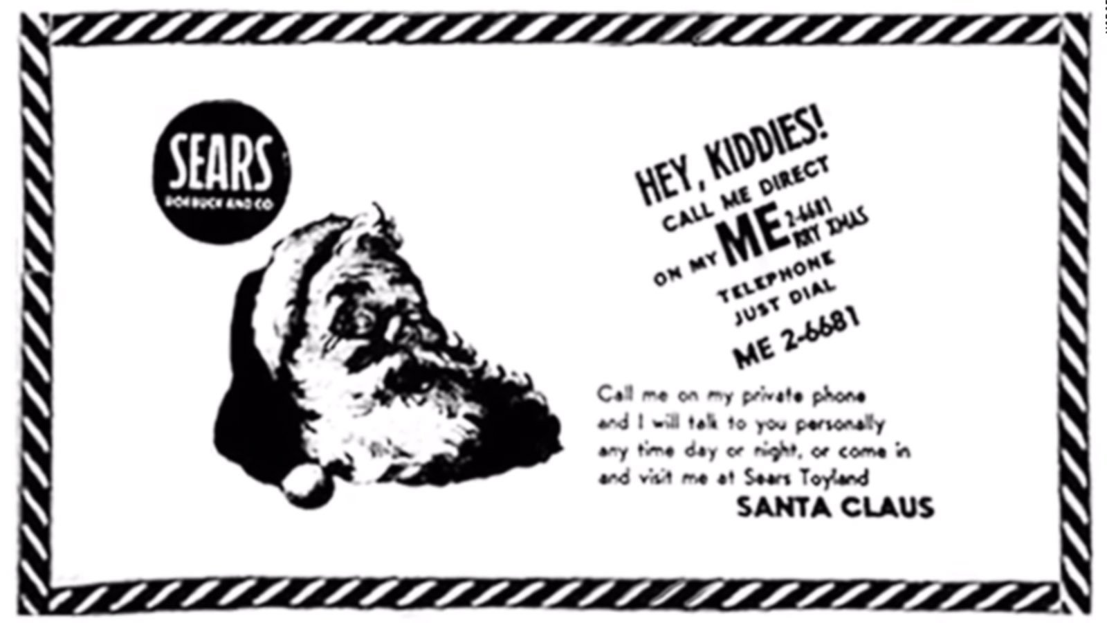 Santa Claus is coming to town. You can track him here