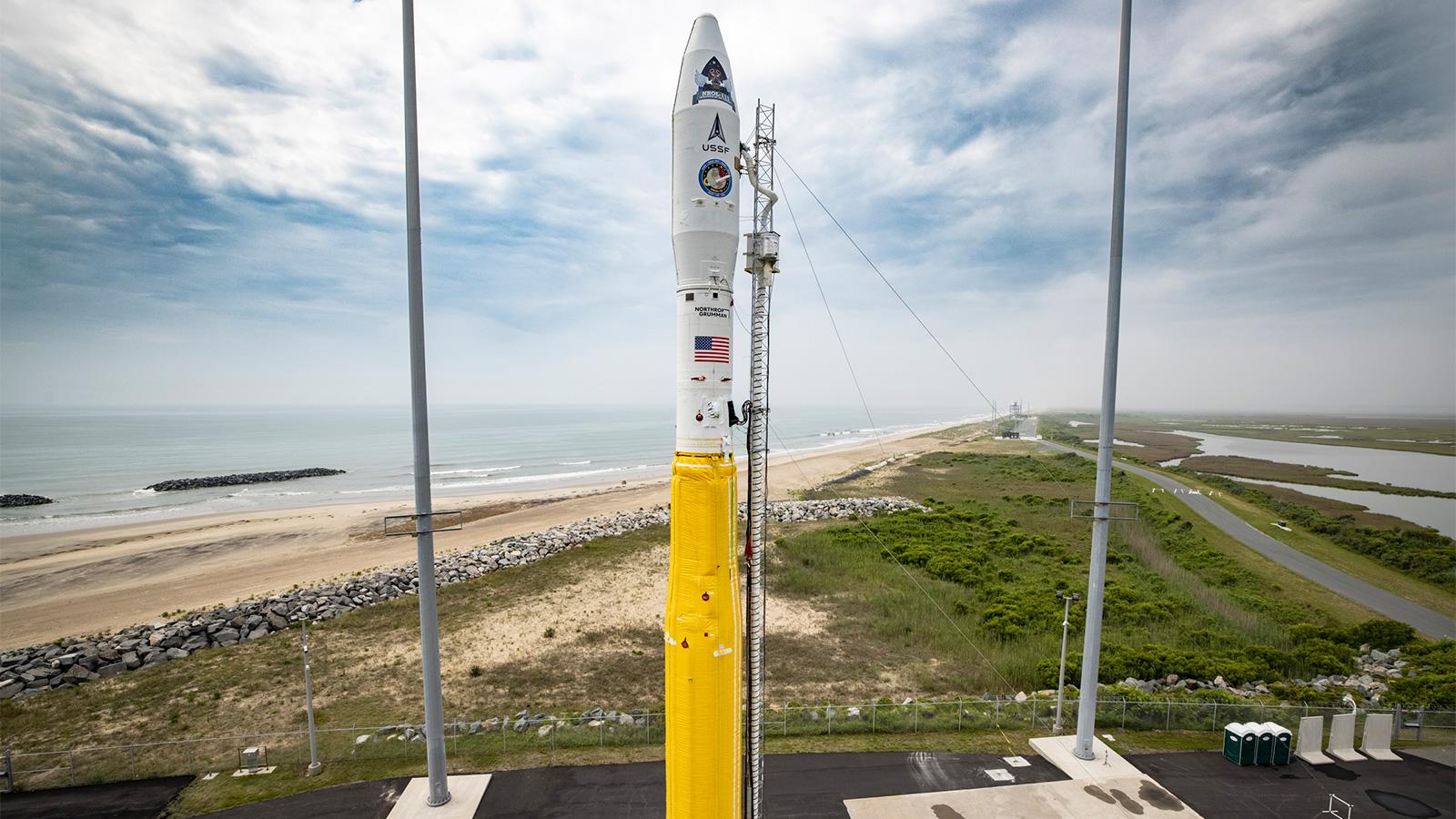 Catch Northrop Grumman's Minotaur 1 rocket launch into orbit Tuesday morning