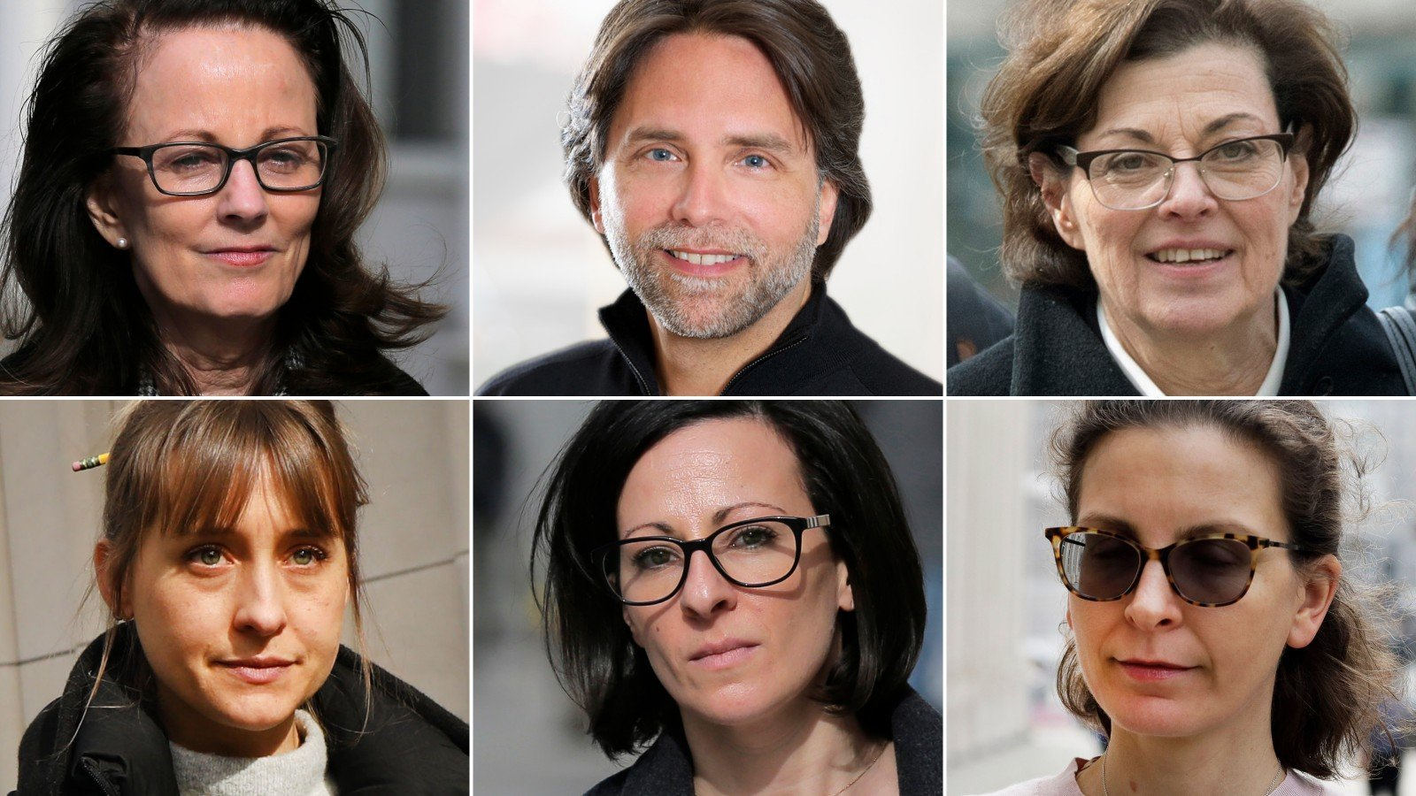 Nxivm founder could be sentenced to life today. A teen victim's father and others are lined up in his defense
