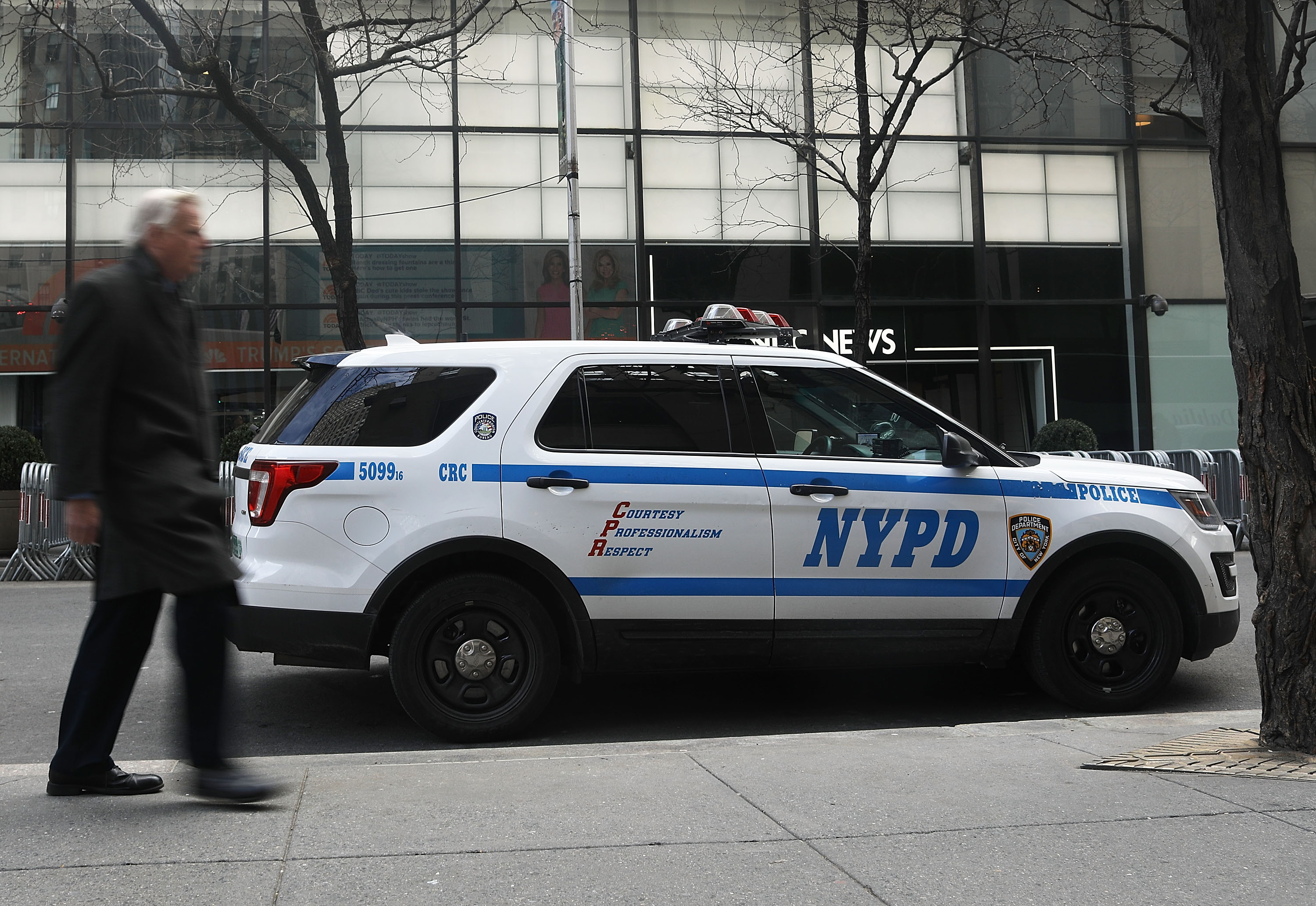 A 3rd NYPD member dies of coronavirus after hundreds of officers test positive