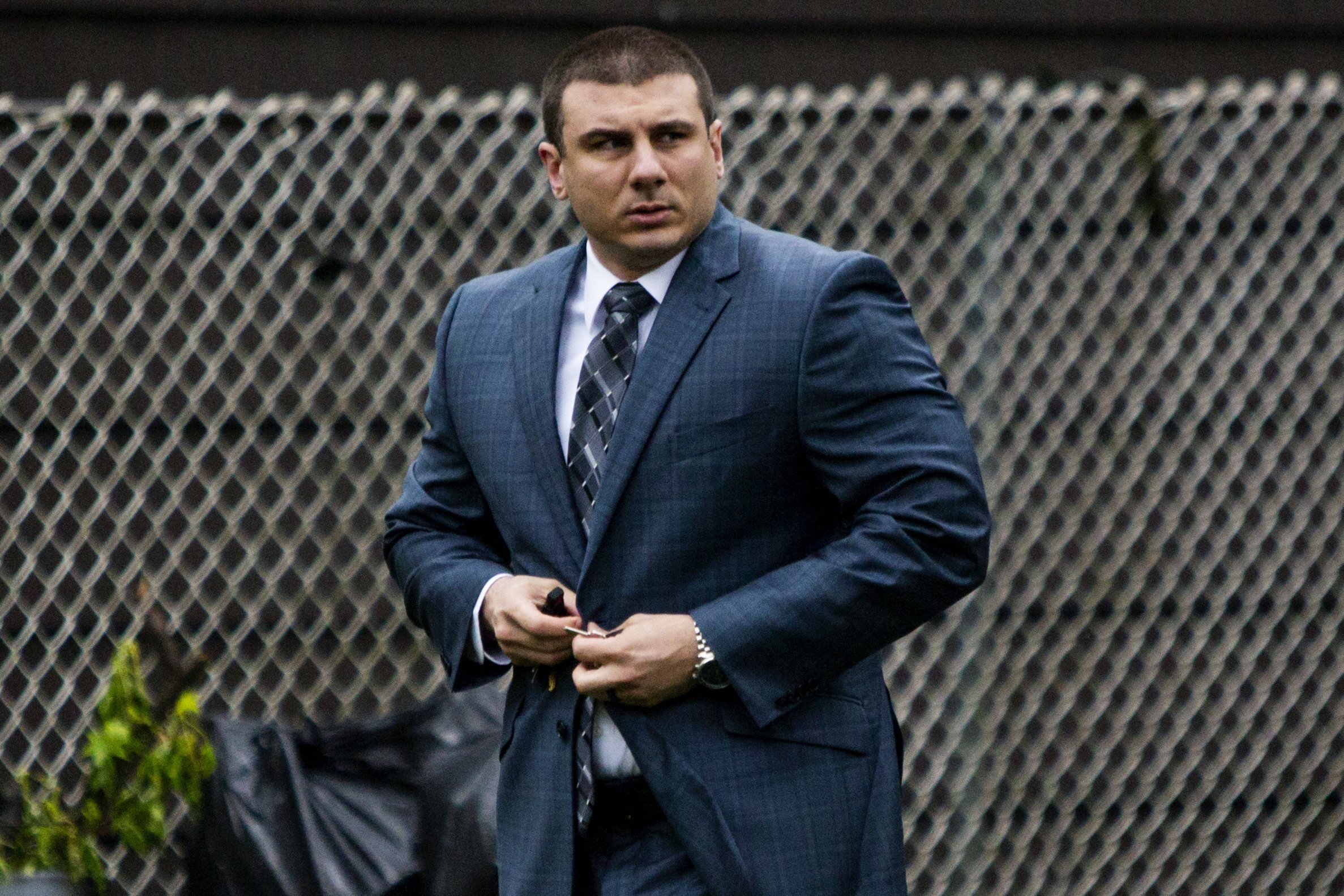 NYPD officer accused of choking Eric Garner five years ago has been fired