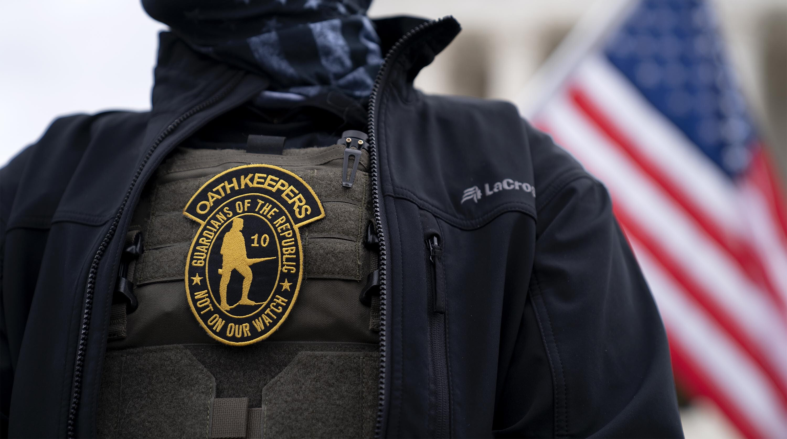 NYPD launches internal review of 2 officers after names appear in leaked data apparently belonging to the Oath Keepers