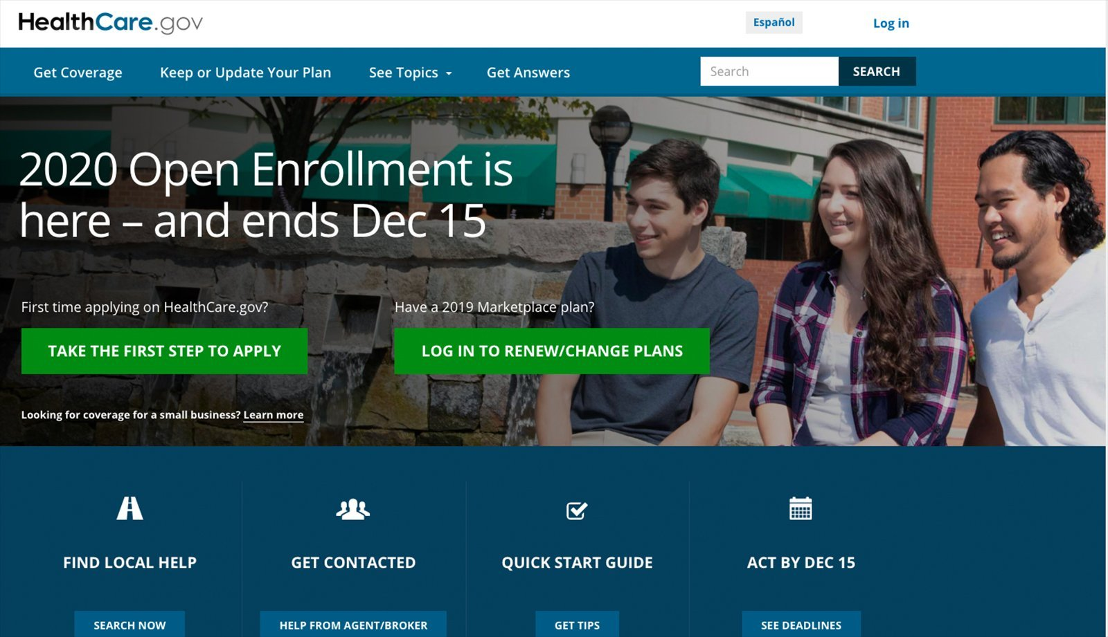 Sign-ups slip in initial days of Obamacare open enrollment