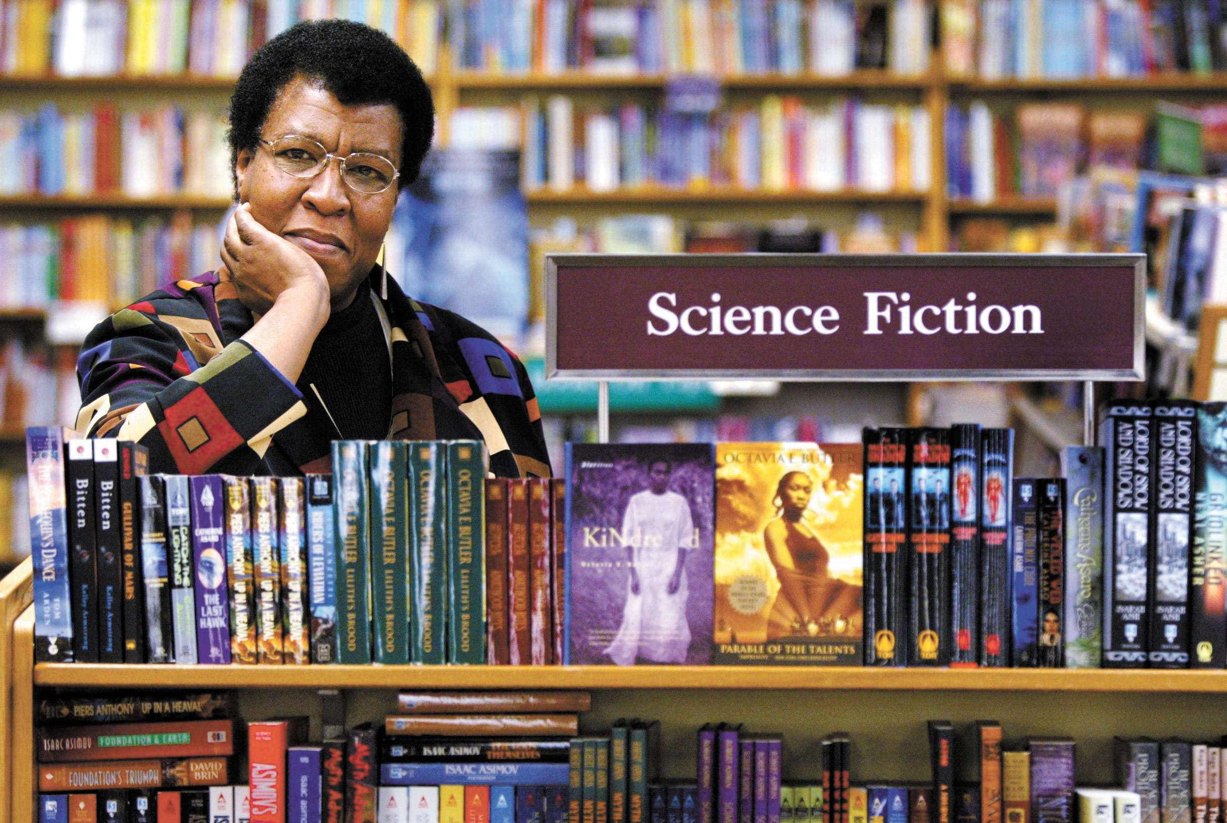 NASA named the Perseverance rover's landing spot for Octavia E. Butler, the pioneering Black science-fiction author
