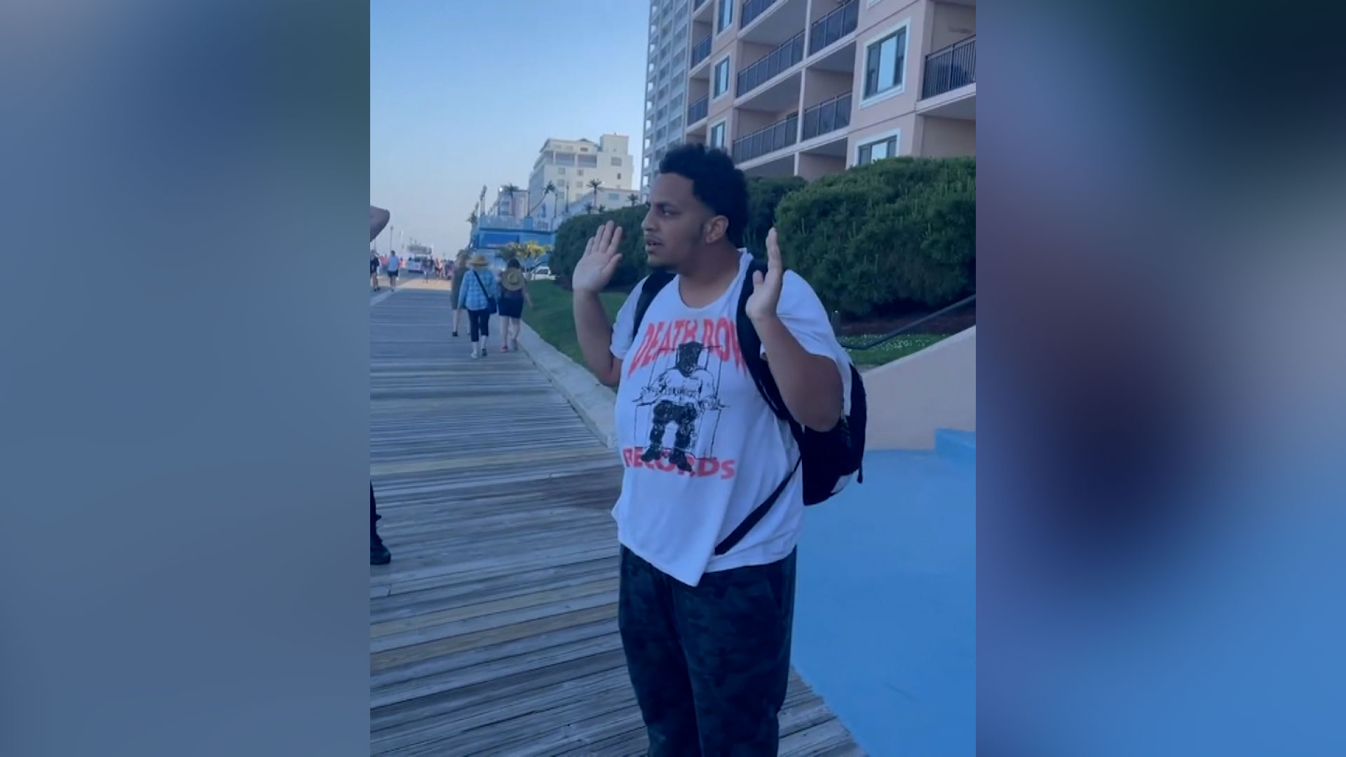 Mother of teen tased by Ocean City police says she felt 'helpless' watching video of her son's arrest