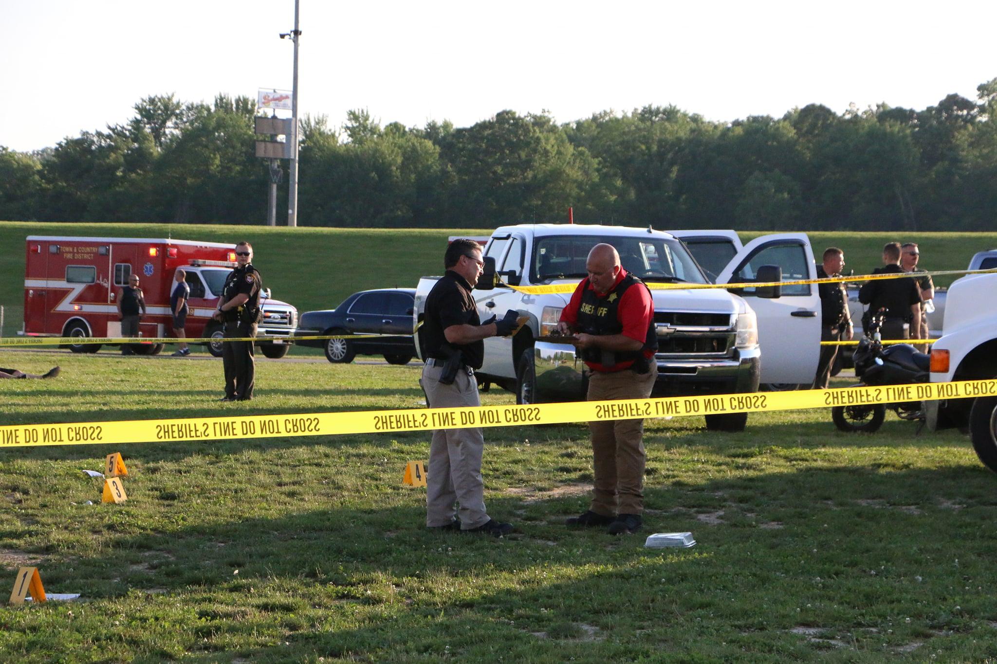 One dead, three injured in weekend shooting at Ohio dragway