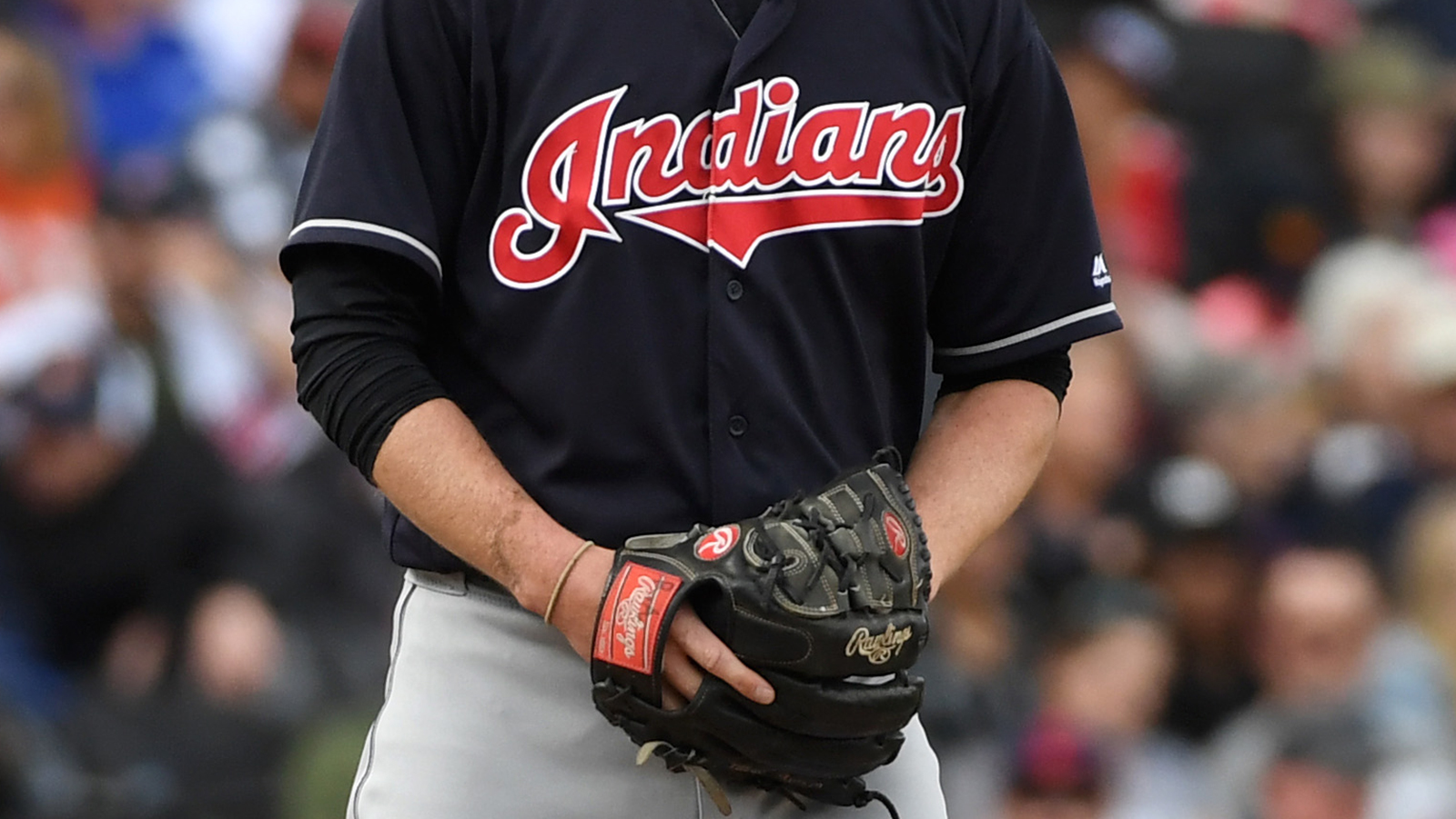 Cleveland Indians manager says it's time to change the team name
