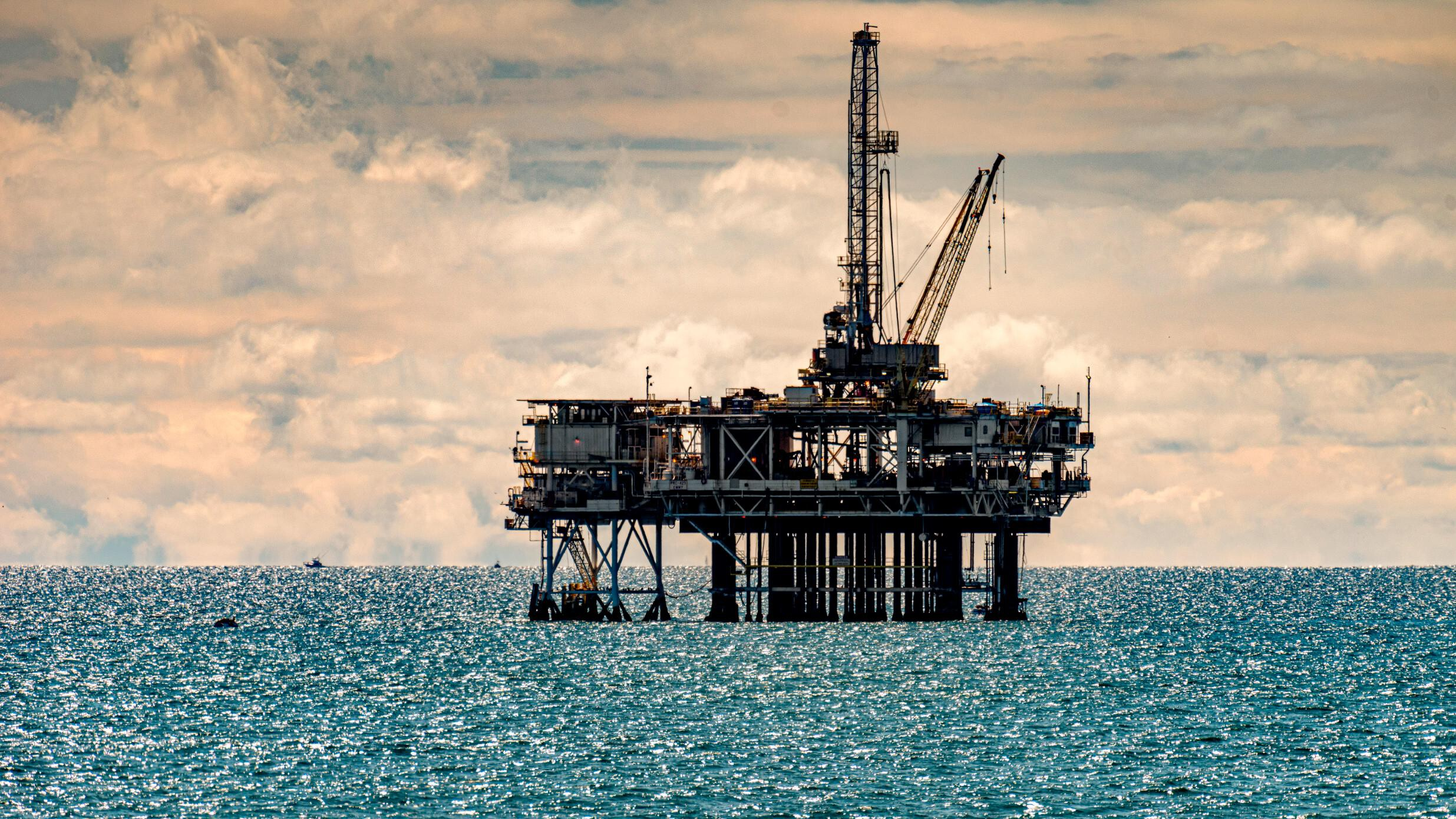 America's offshore oil infrastructure is aging. 'We don't know there's a problem until there's a problem.'