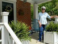 Even with a pandemic, many older Americans are carrying on as usual