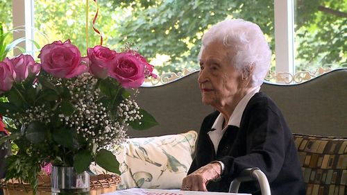 Image for At 114, This Woman Just Became the Oldest Living Person in the US