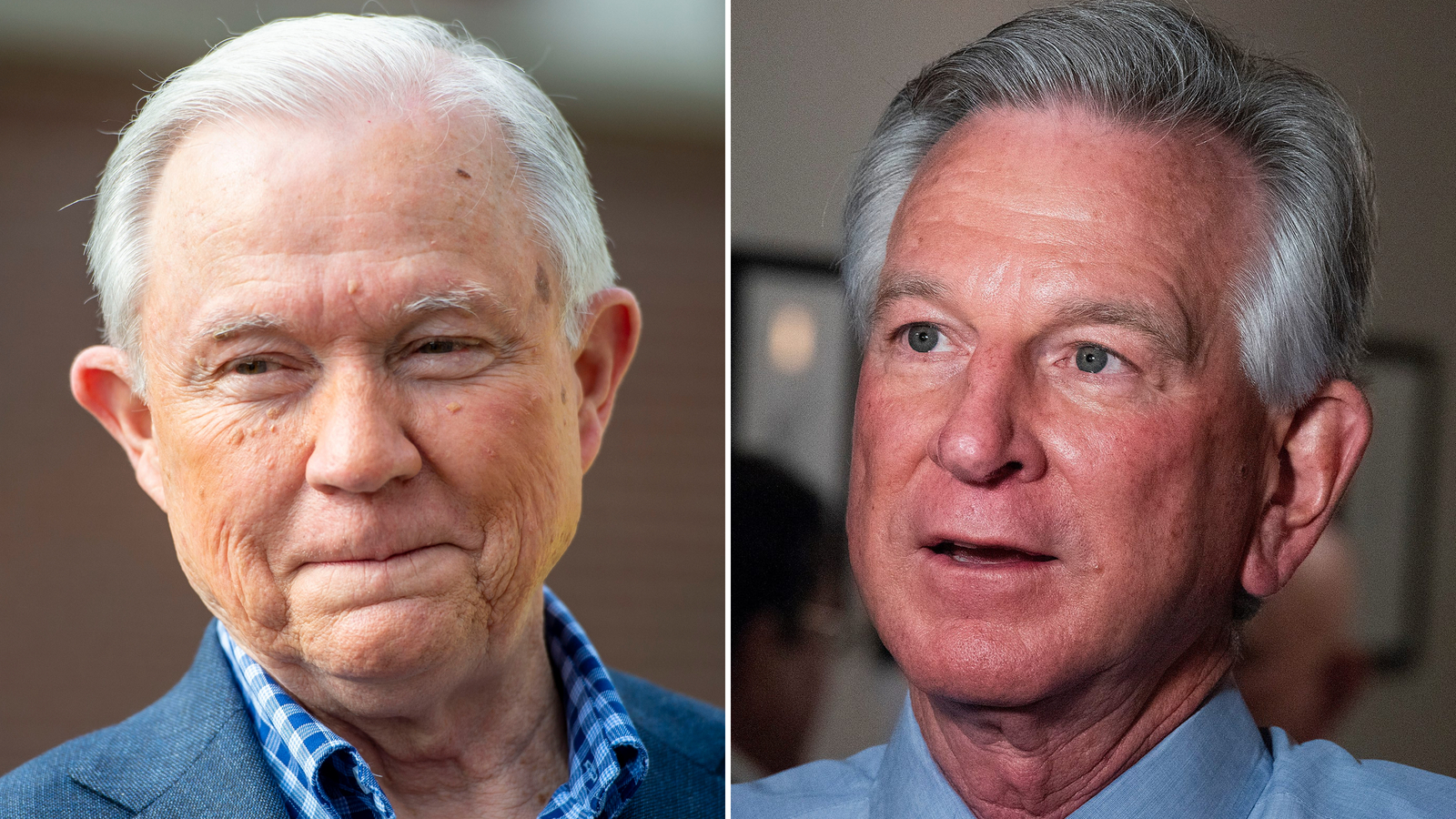Jeff Sessions fights for old Senate seat in tough race against Trump-endorsed Tommy Tuberville