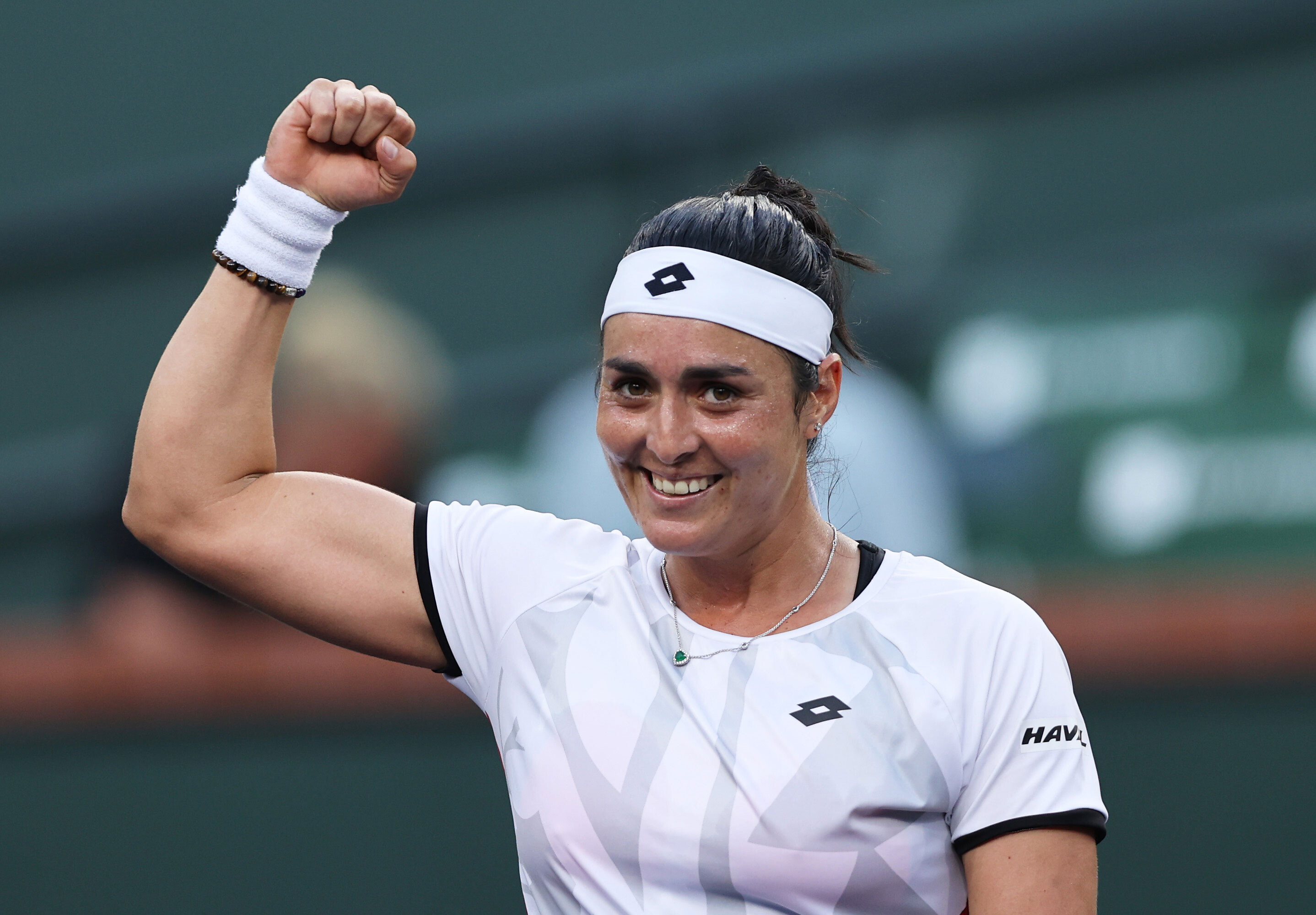 Ons Jabeur becomes first Arab tennis player — male or female — to break into the top 10 in singles